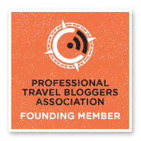 Flashpacker HQ is a member of the Professional Travel Bloggers Association