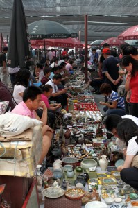 "The ""dirty market"" in Beijing, China"