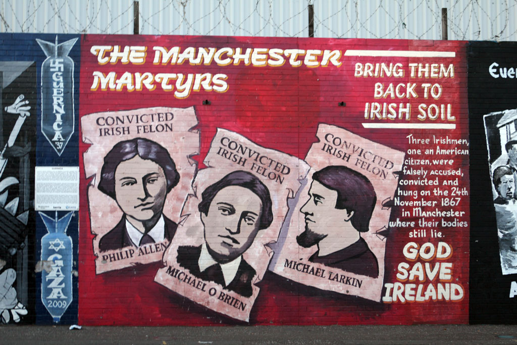 The Manchester Martyrs