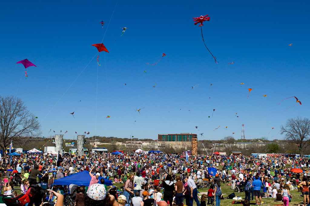 Zilker Park Kite Festival 8870 Photo Essay   Austin Kite Festival at Zilker Park