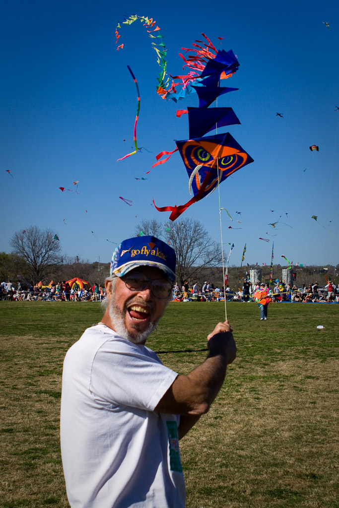 Zilker Park Kite Festival 9417 Photo Essay   Austin Kite Festival at Zilker Park
