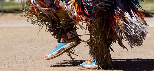 Flashpacker's Photo of the Day – Dancing Feet