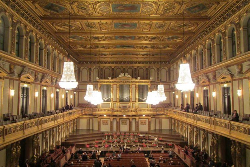 Concert Hall from Vienna