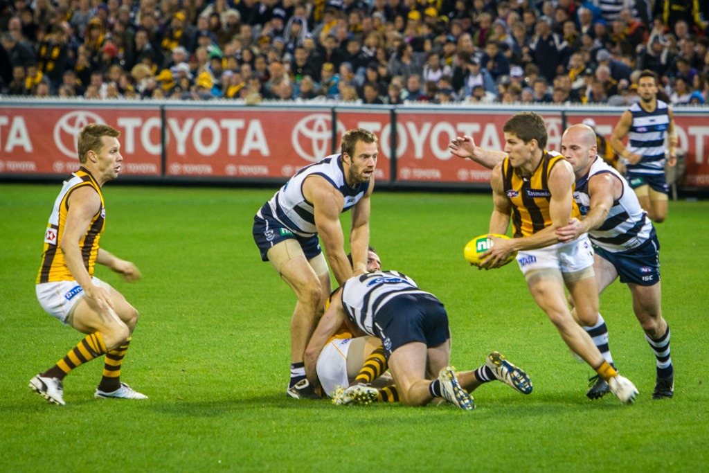 Sports - Aussie Rules Football