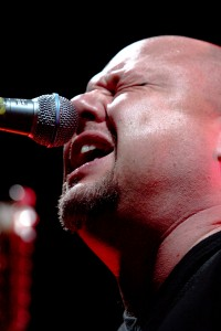 The Pixies' Black Francis performed at the Coachella Music Festival 2014.