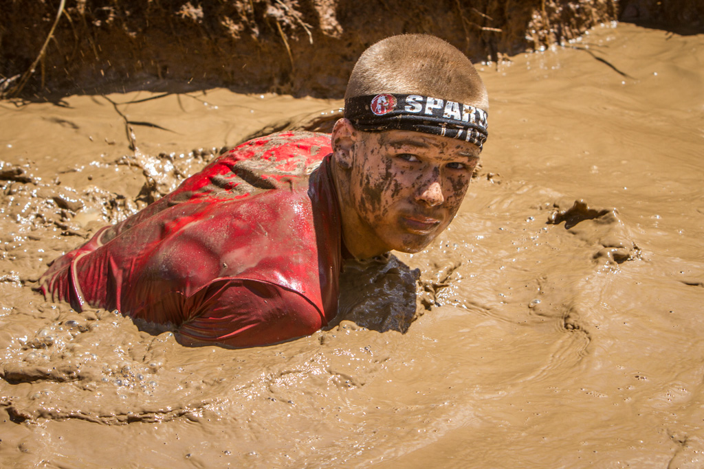 Spartan Kid Mud