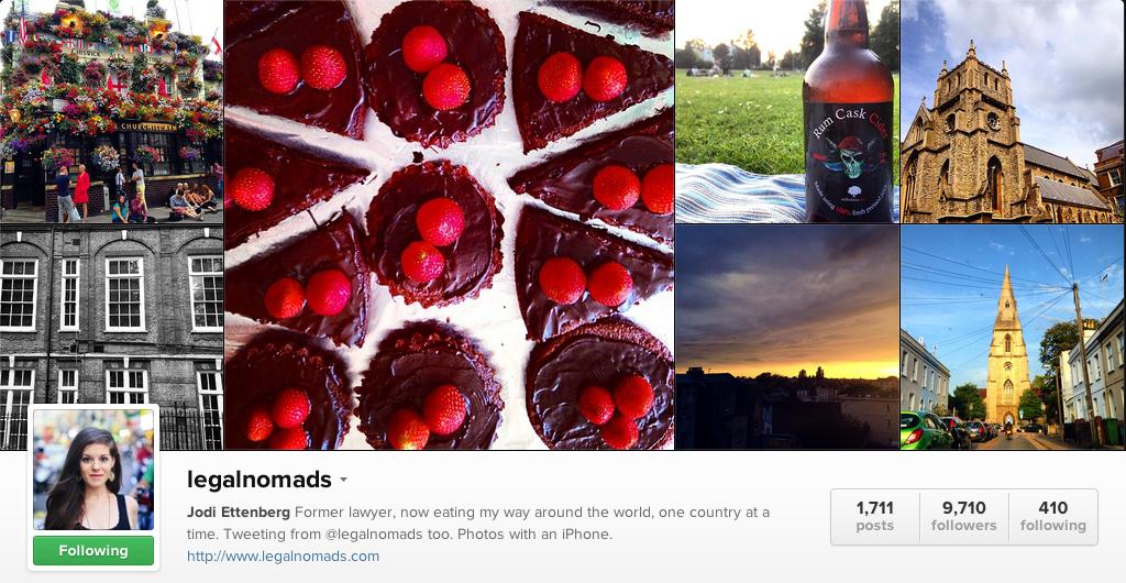 Legal Nomads on Instagram - Travel Photographers on Instagram