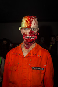 Zombie in Red