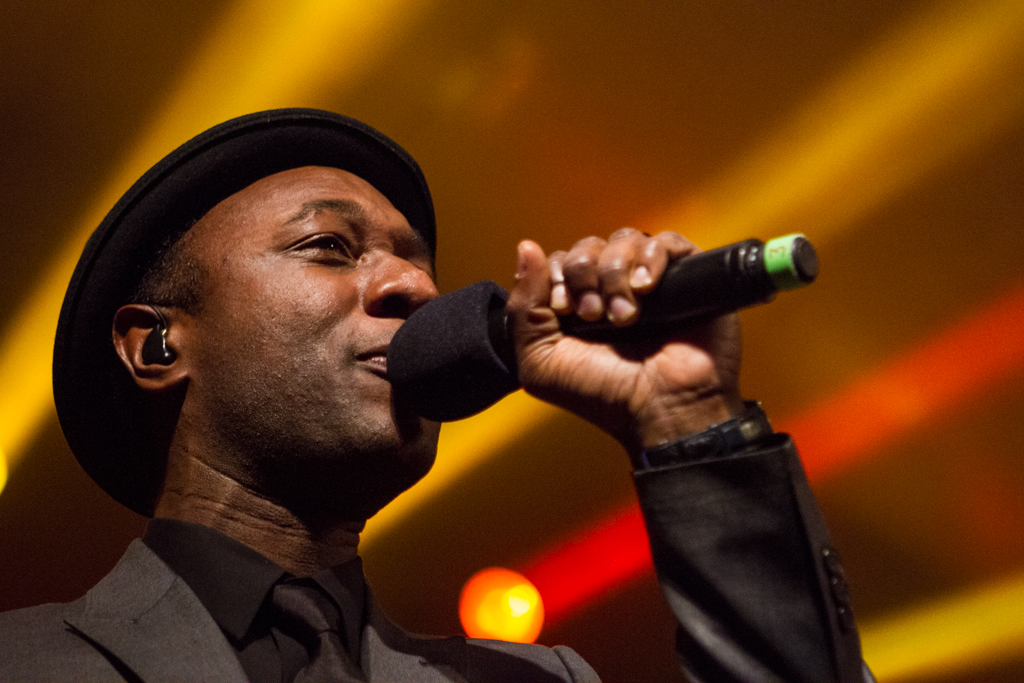 Aloe Blacc at Stubb's