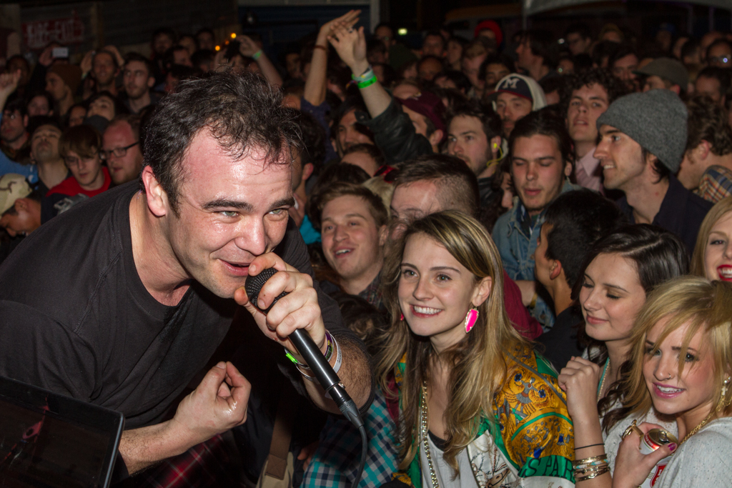 Future Islands at The Main