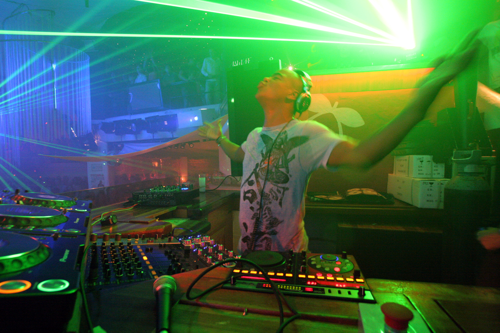 """Erick Morillo runs a club night called """"Defected"""" at Pasha, the oldest club of the """"Big Six"""" and the only one located in Ibiza Town."""