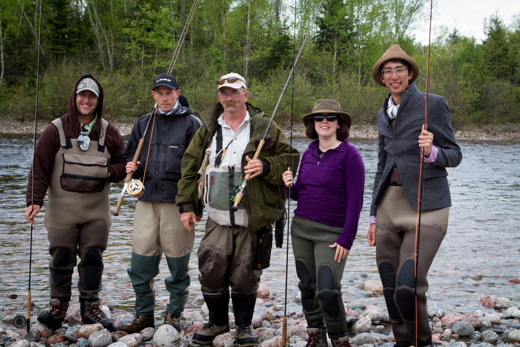 Fly Fishing in Sault Ste Marie
