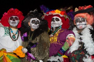 You won't believe the people and costumes you'll witness during this one night of the year.