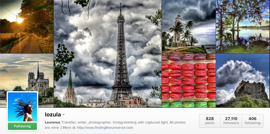 Finding the Universe on Instagram - Travel Photographers on Instagram