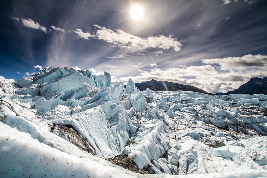Alaska Glacier Hike